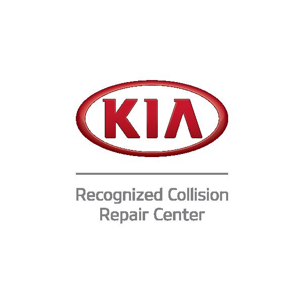 Kia Recognized Collision Repair Center Logo